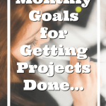 How to Set Monthly Creative Goals – YarnHookNeedles