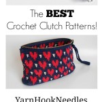 Get the Best Crochet Clutch Patterns! – YarnHookNeedles