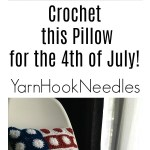 Crochet the Retro Circle Motif with a FREE Pattern and Video Tutorial! – YarnHookNeedles