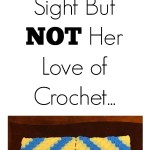 She Lost Her Sight but Not Her Love for Crochet – YarnHookNeedles