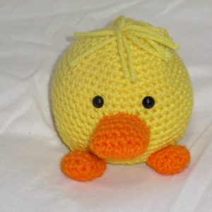 Ducky Ball, front
