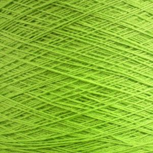 Natural Fantasy Extra geelong pure merino wool 3 4 ply pistachio green yarn on cone