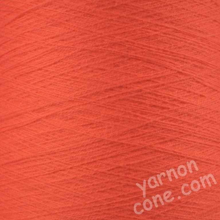 2/30s high bulk acrylic machine knitting yarn on cone 1 2 ply soft coral