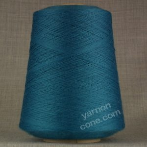 2/30s laceweight cobweb knitting machine yarn pure merino wool petrol blue
