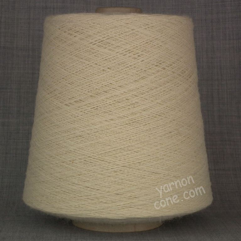 weaving twist single 8s 9s 1/8 1/9 NM shetland wool on cone ecru undyed natural