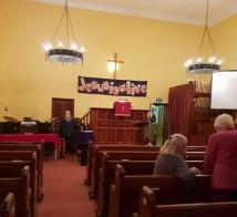 Orienteering-Theatre-Performance-Stow-Baptist-Church-2-Gloucestershire