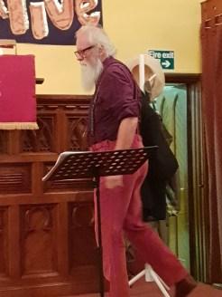 Orienteering-Theatre-Performance-Stow-Baptist-Church-7-Gloucestershire
