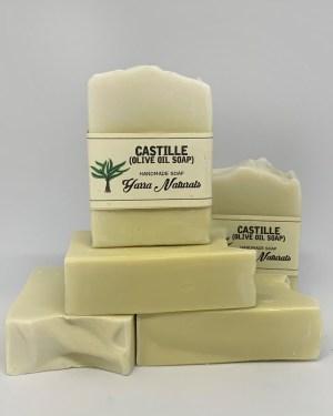Castile Olive Body Soap