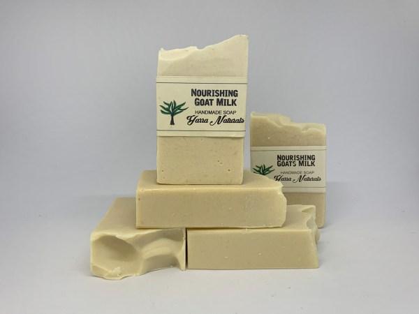 Nourishing Goat Milk Body Soap