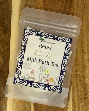 Lemon Myrtle Bath Tea