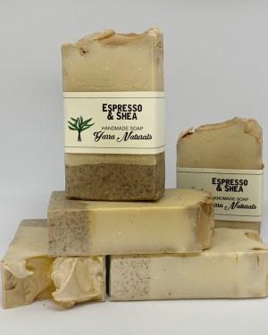 Espresson & Shea Body Soap