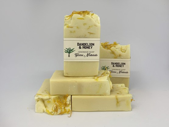 Dandelion & Honey Body Soap