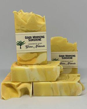 Good Morning Sunshine Body Soap
