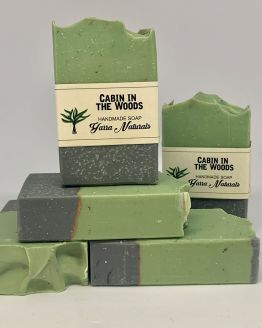Cabin in the Woods Body Soap