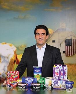 Dannon CEO'su ve Yönetim Kurulu Başkanı Mariano Lozano