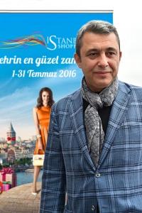 İstanbul Ticaret Odası Başkanı ve İstanbul Shopping Fest İcra Kurulu Başkanı İbrahim Çağlar