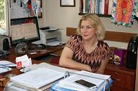 Ege Üniversitesi İzmir Atatürk Sağlık Yüksekokulu Beslenme ve Diyetetik Bölümü Başkan Yardımcısı Doç. Dr. Özge Küçükerdönmez