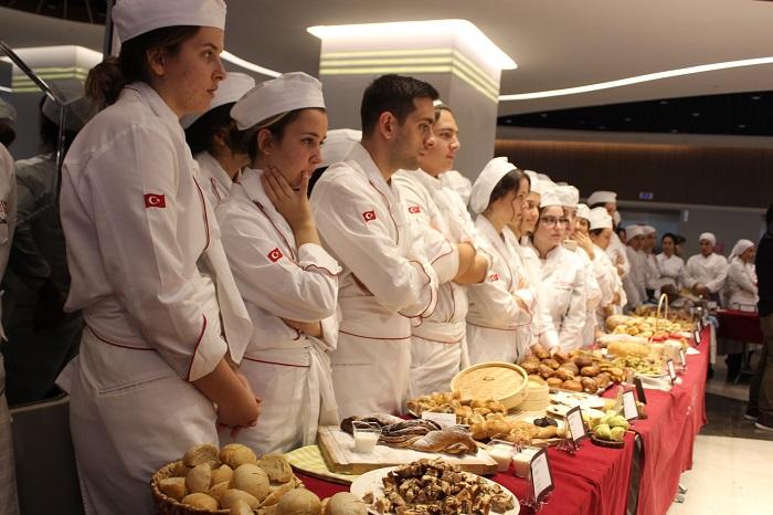 Öğrencilerden dünya ekmekleri şöleni - Yiyecek & İçecek - Yaşam için Gıda