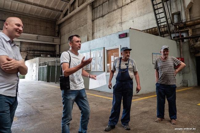 belarus işçi grevi