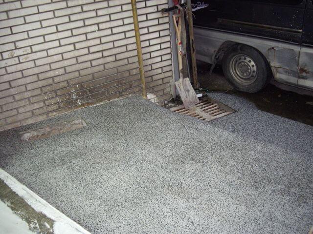 水泥工程-抿石子工程