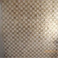 木工裝潢-貝殼板及美檜實木電視櫃施工紀錄