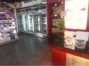 越南商店區裝潢