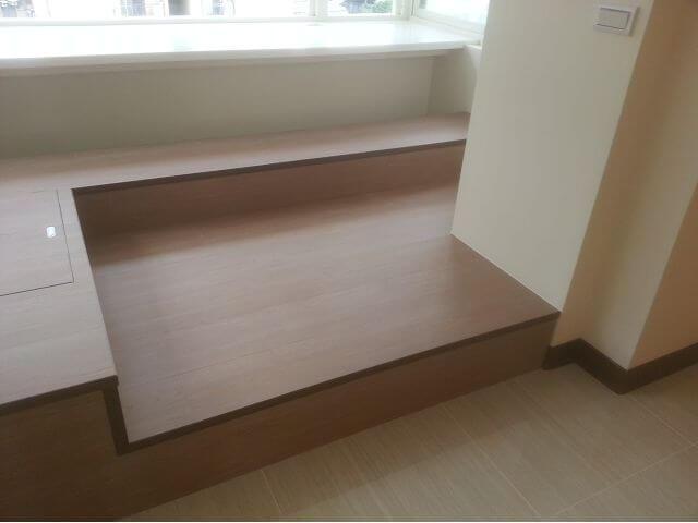 木工裝潢高架地板