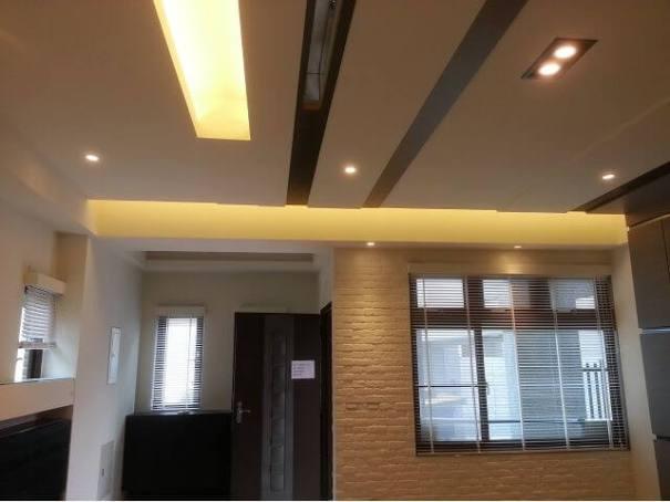 木工裝潢-造型天花板裝潢