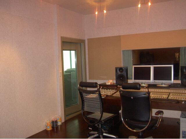 錄音室裝潢
