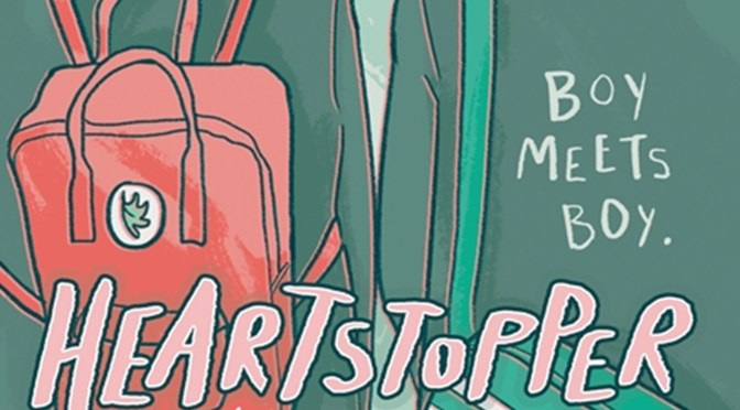 Interview with Alice Oseman, Author of Heartstopper