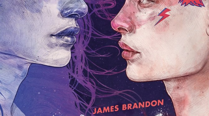 Interview with James Brandon, Author of Ziggy, Stardust & Me