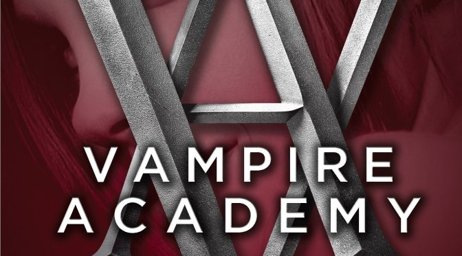 Vampire Academy #1 by Richelle Mead