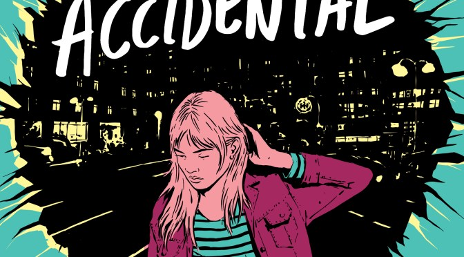 Interview with Alex Richards, Author of Accidental