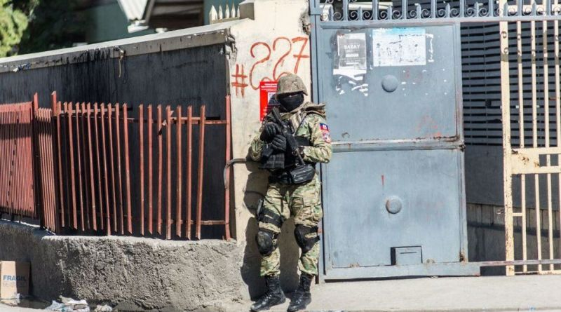 More-Than-400-Prisoners-Were-On-Run-After-Escaped-From-Jail-In-Haiti