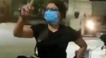 तो बिहार में दंगा मचेगा…अब स्कूटी वाली लड़की ने की पुलिस से बदसलूकी, बीच सड़क PM-CM को दी गाली, VIDEO वायरल