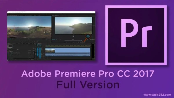 Download Adobe Premiere Pro CC 2017 Full Version | YASIR252