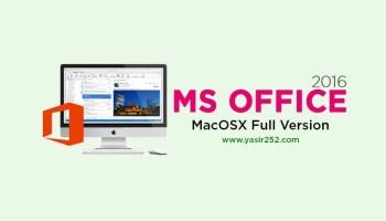 Microsoft Office 2019 Mac Free Download (Mojave) | YASIR252