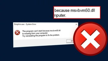 Cara Memperbaiki Msvcr100 dll Missing Error Windows | YASIR252