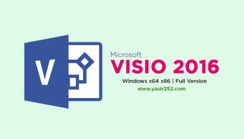 Microsoft Visio Professional 2016 RTM VL x86 / x64
