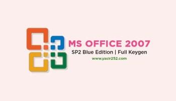 Microsoft Office 2007 Blue Edition SP2