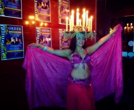 Yasmine Belly Dancing
