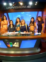 Belly Dancers Univision 41