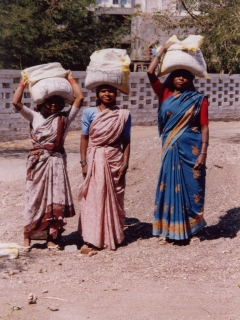Calcutta - vrouwenpower