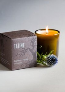 Tatiana Garde & Forest Infusion Candle Collection
