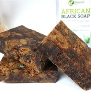 African Black Soap Cleanses