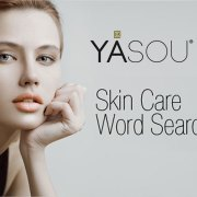A word Search For Skin Care