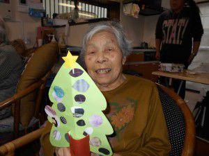 20141206クリスマスツリー作りを行いました4