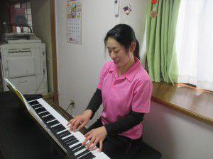 20150329今週の職員紹介は、やすらぎ邸花小金井の後藤さんです。3