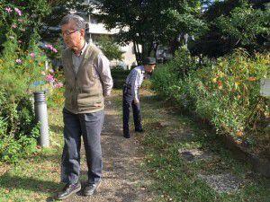 20151003お散歩日和で日光浴してきました!3