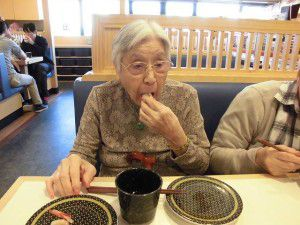 20151007連チャンで、念願の回転寿司へ行って来ました!4